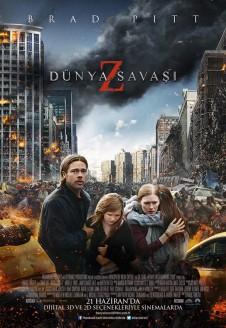 Dünya Savaşı Z: World War Z Türkçe Dublaj izle